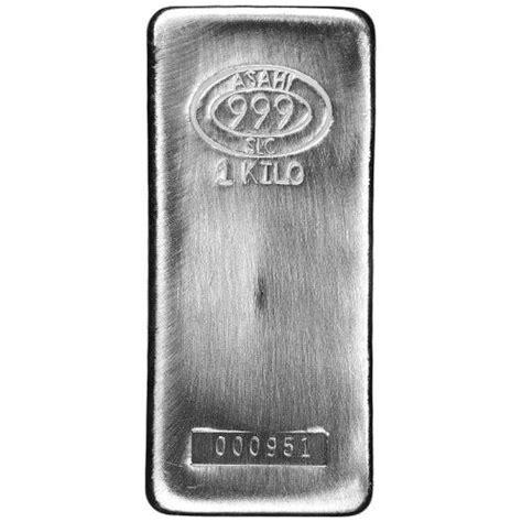 1 Kilo Silver Bar by 1 Kg Asahi Silver Bar