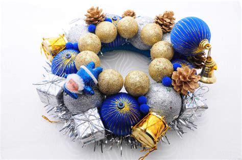 New Year Handmade Decoration - handmade decoration stock photo image 40573936