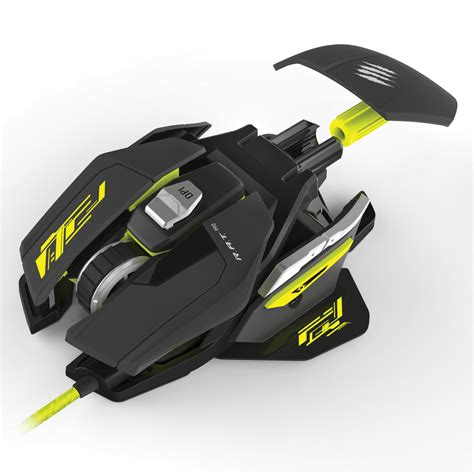 Mad Catz Rat Pro S Glide4 mad catz rat pro s gaming mouse pc buy now at