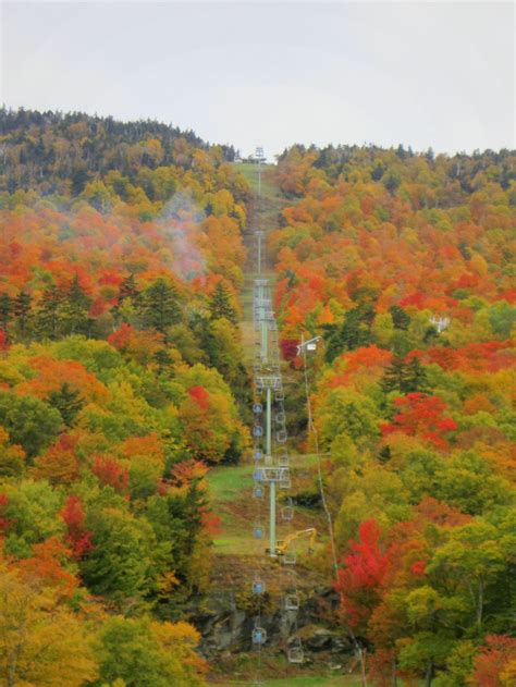 mad river glen decorating ideas images in mad river glen in fall vermont Ꭺutumn Ꮮeaves of Ꭱed and