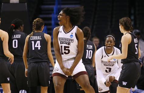 Womens Institute Helped Ms Turnaround by Ncaa S Basketball Mississippi State Tops Washington