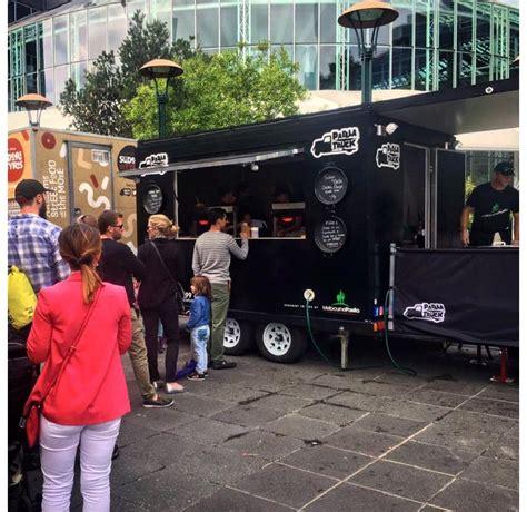 food truck design melbourne melbourne paella company