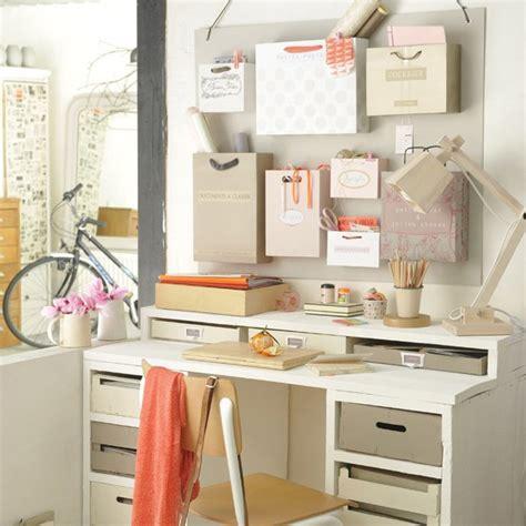 Fabriquer Un Bureau Toutes Nos Id 233 Es Marie Claire Fabriquer Un Bureau