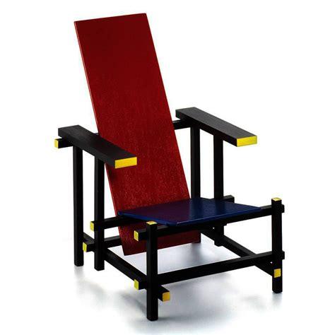 stuhl rot rot blauer stuhl selbstgebaut