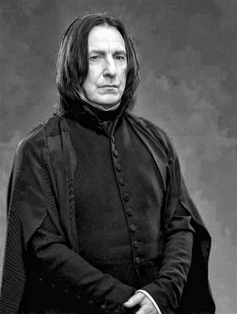 """Alan Rickman en """"Harry Potter y la Orden del Fénix"""" (Harry"""
