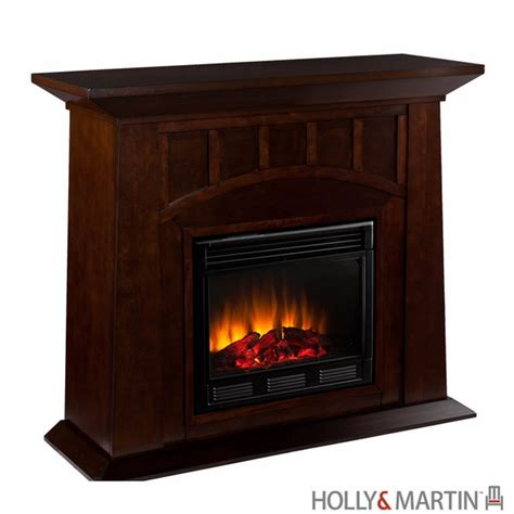 Sei Electric Fireplace by Sei Lowery Electric Fireplace Espresso