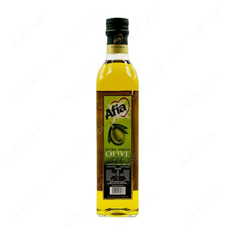 Afia Olive buy cans jars products from tesco supermarket