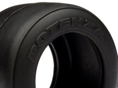 Hpi Racing 103016 Bridgestone High Grip Ft01 Slick Tyre M Front New 102907 bridgestone high grip ft01 slick tire s rear