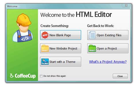 html editor website web design software coffeecup html editor website web design software coffeecup software
