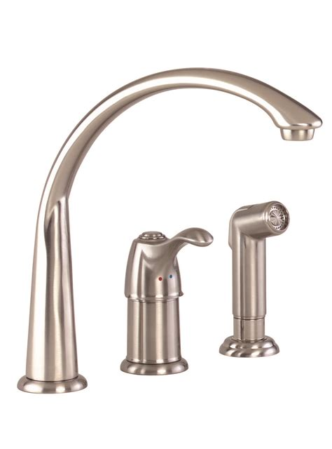 Gerber Single Handle Shower Faucet Repair by Allerton Single Handle Kitchen Faucet With Spray Gerber