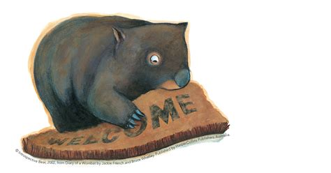 0007212070 diary of a wombat diary of a wombat 187 riverside parramatta