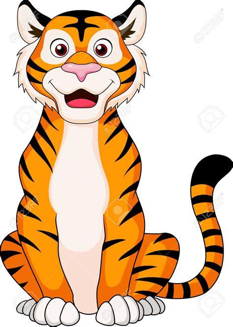 clip tiger tiger clipart vector pencil and in color tiger clipart