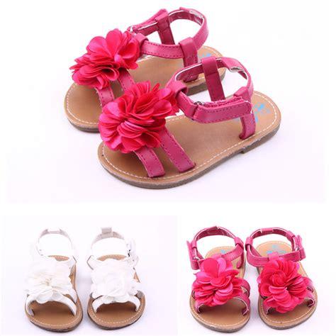infant sandals baby infant toddler princess summer sandals soft