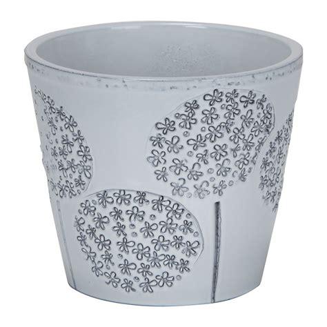 wilko terracotta plant pot 15cm at wilko com scheurich indoor plant pot moonwhite 13cm at wilko com