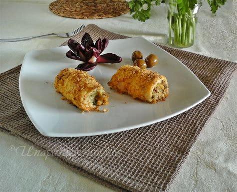 come cucinare i filetti di merluzzo al forno rotolini di merluzzo ripieni al forno ricetta ed
