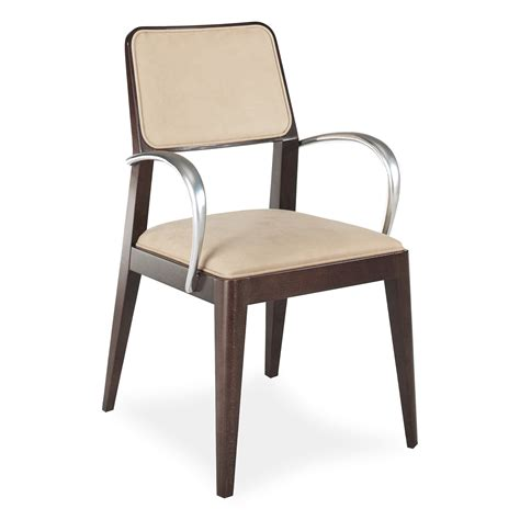 Wood Armchair by 4908 1 Wood Arm Chair