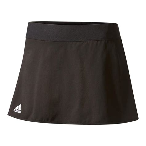 adidas women s club tennis skirt in black