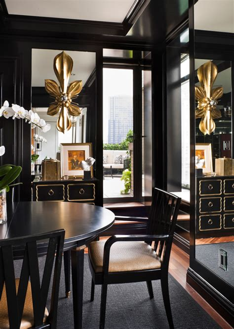 Black Home Decor by Black And Gold Home Decor Places In The Home