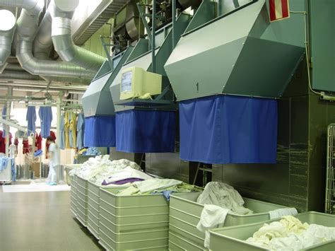 Industrial Laundry Rfid Solutions Gao Rfid Inc Commercial Laundry