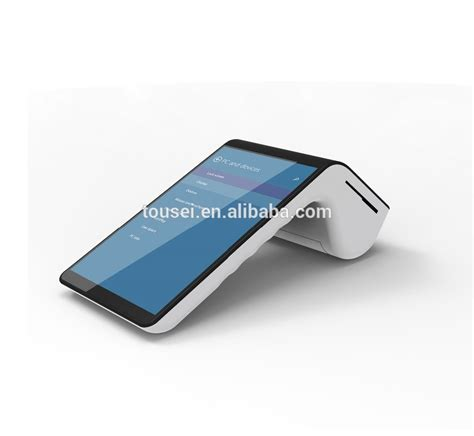 mobile pos printer android touch screen mobile pos printer with bar code