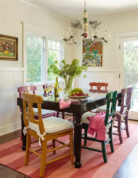 shabby chic dining room chairs 25 shabby chic dining room designs decorating ideas