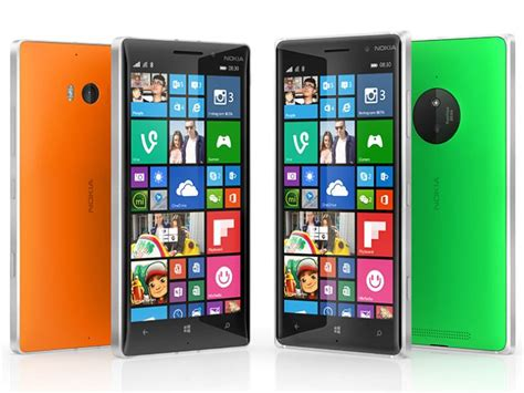Gadget Microsoft Lumia lumia 735 and 830 coming to the us soon geeky gadgets