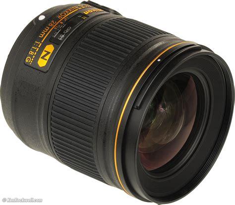 Nikon Af S 28mm F1 8g nikon af s 28mm f1 8g kens cameras