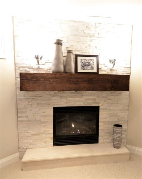 Corner Fireplace With Mantel by 25 Best Ideas About Corner Gas Fireplace On