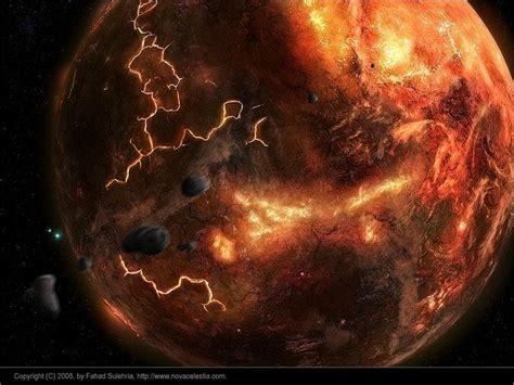 Pressure In Outer Space A Quoi Ressemblait La Terre Il Y A 4 5 Milliards D 233 Es