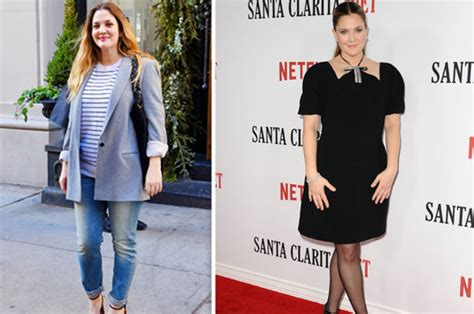 Drew Barrymore Weight Loss Diet And Workout by Drew Barrymore Reveals The One Secret 20lbs Weight