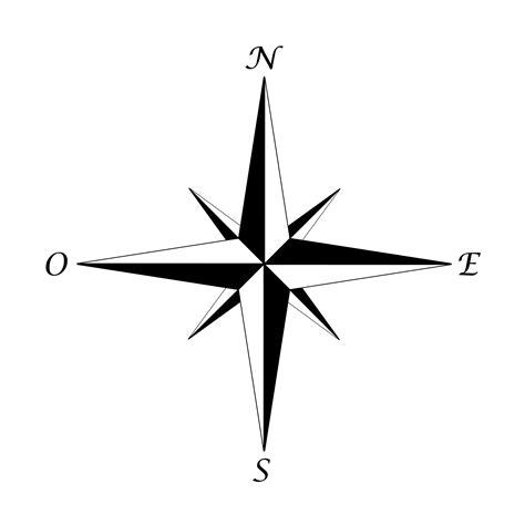 Compas Kompas Petunjuk Arah G50 image de des vents image de