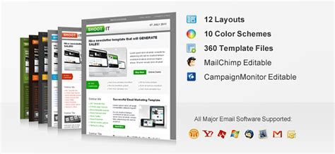 Last Chance 11 Professional Email Templates From Chocotemplates Only 12 Mightydeals Last Chance Email Template