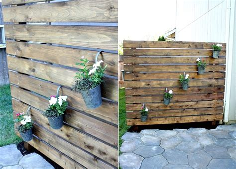 Diy Patio Fence by Patio Essentials You Can Learn How To Build Yourself
