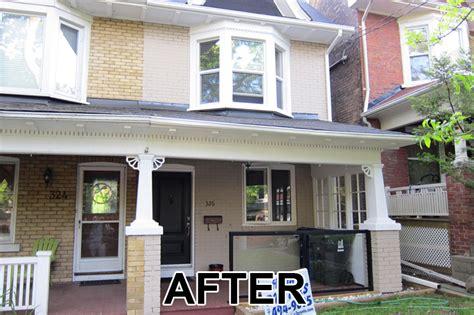 home painters toronto 187 brick painting