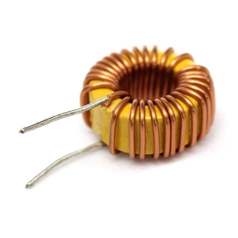 inductor magnetic 1pc 33uh 3a toroidal wound inductor inductance magnetic inductance alex nld