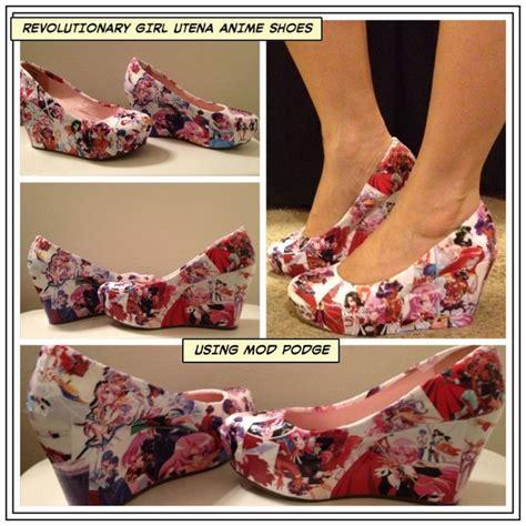 decoupage shoes diy 19 best mod podge shoes images on decoupage