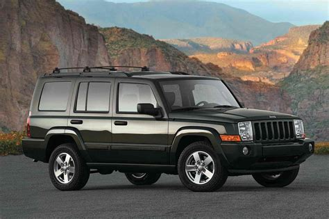 Jeep Comander 2006 2006 Jeep Commander Picture 108987 Car Review Top Speed