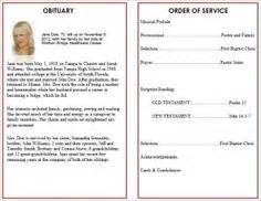 order memorial cards template 1000 images about funeral order of service on