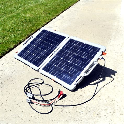 mars100 watt solar powered 12v battery charger solar