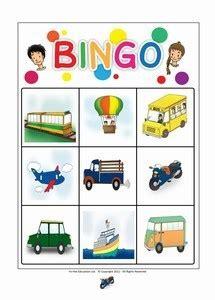 flashcards bingo games  kids
