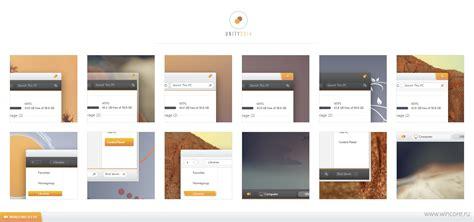 unity theme for windows 10 unity 2014 качественная тема оформления для windows 8 1