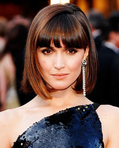 heavy side bang bob 25 best ideas about heavy bangs on pinterest full side