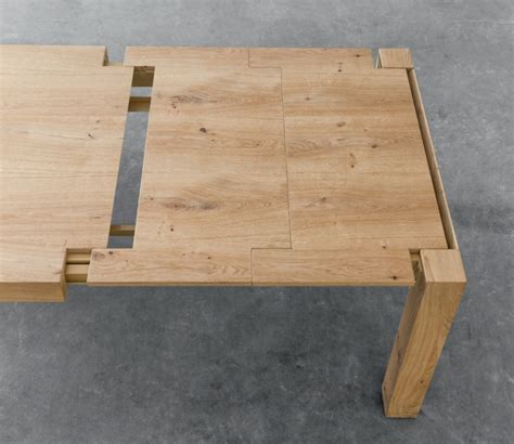 point tavoli tavolo tola in rovere naturale allungabile di point