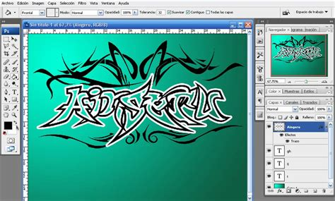 tutorial photoshop cs3 graffiti graffiti con photoshop tutorial youtube