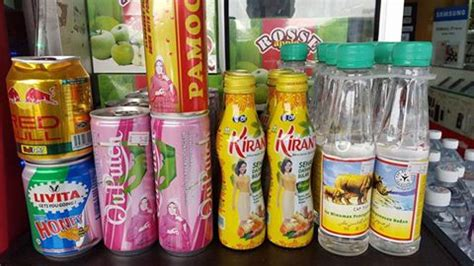 Qu Puteh Collagen Drink when beverages meet religion traditional