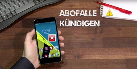 Musterbrief Abofalle Smartphone Abofalle K 252 Ndigen Mit Musterbrief So Wird S Gemacht Freeware De