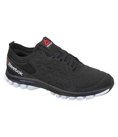 reebok black running shoes reebok sublite duo 3 0 black running shoes available
