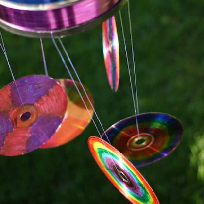 wind crafts for 25 easy breezy wind chime crafts for