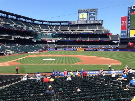 section 111 citi field citi field section 114 rateyourseats com