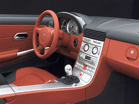 2004 Chrysler Crossfire Interior by Chrysler Crossfire Interior Dash 1024x768 Wallpaper